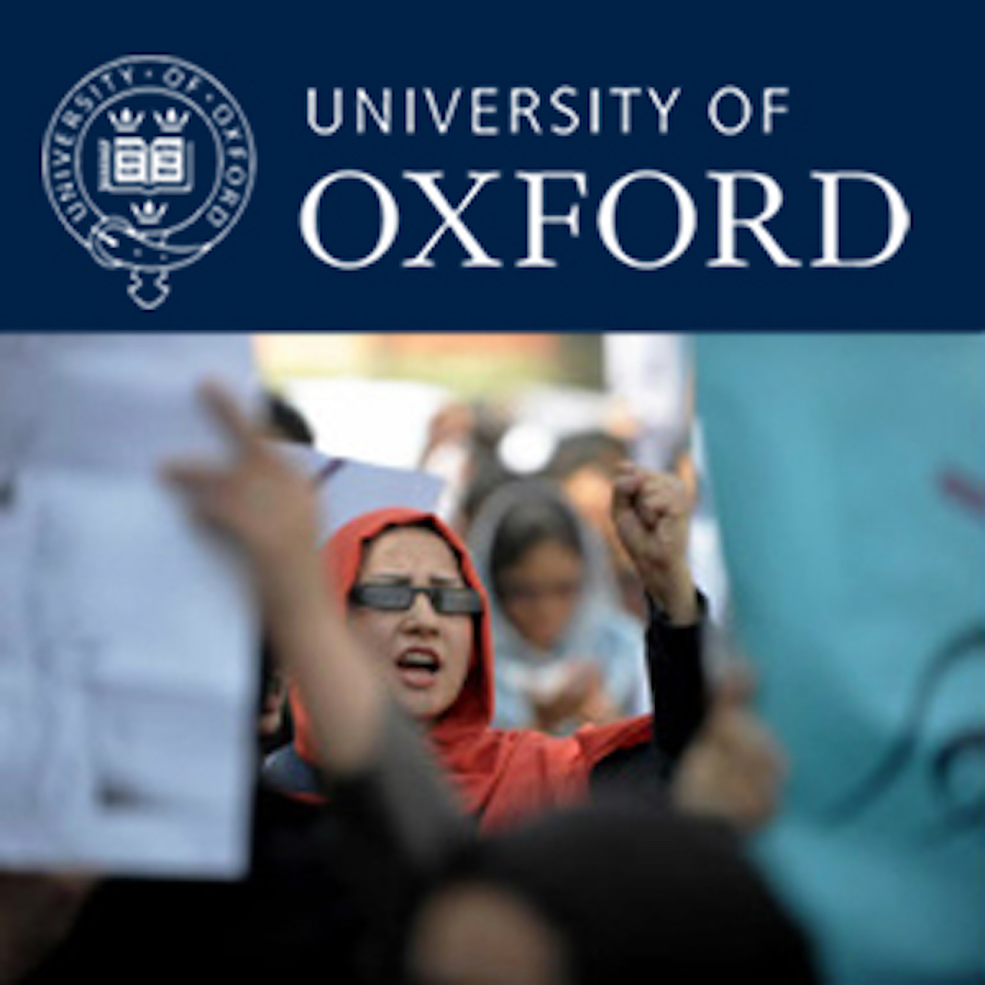 Oxford University - All Podcasts - Chartable